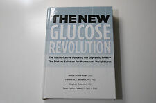 The New Glucose Revolution by Dr Jennie Brand-Miller (Hardback, 2005) GC