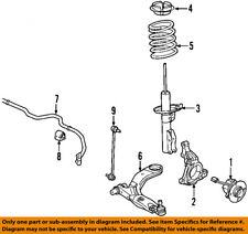Saturn GM OEM 03-07 Ion Front Suspension-Strut 22707166