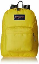 Jansport Superbreak Mens & Womens Backpacks Rucksack Yellow
