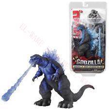 "NECA Godzilla 2001 Atomic Blast Blue 12"" Hand to Tail 7"" Action Figure Model"