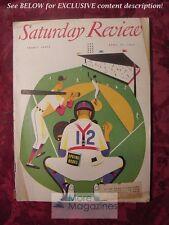 Saturday Review April 11 1953 H G WELLS SOMERSET MAUGHAM Richard Hanser