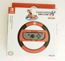 HORI NINTENDO SWITCH Deluxe Wheel Attachment For Mario Kart 8 Deluxe (Mario ver)