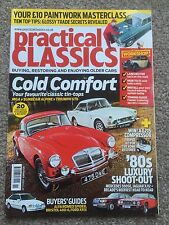 Practical Classic Magazine Tin Top Classics MGA Triumph Alpine Other Articles