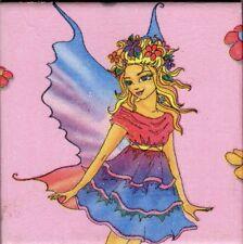 Wandbild Deko Fliese Fairy kleine Elfe Fantasy (1)