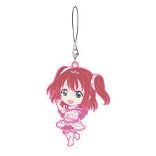Love Live Sunshine Kurosawa Ruby Aquarium Ver. Nendoroid Plus Rubber Phone Strap