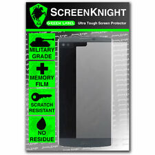 Screenknight LG V10 Frontal Pantalla Protector Invisible Shield militar