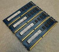 8GB Kit SK Hynix HMT325U7EFR8C-RD PC3-14900E DDR3 1RX8 Server Memory RAM
