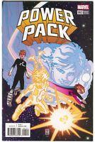Power Pack 63 B Marvel 2018 NM 1:25 June Brigman Variant
