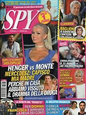 Spy 2018 6.Mercedesz Henger,Federica Carta,David Beckham-Victoria,Emma Marrone