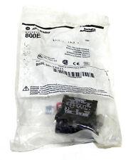 NEW ALLEN BRADLEY 800E-3DLT5X11 FULL VOLTAGE MODULE SER. B, 800E3DLT5X11