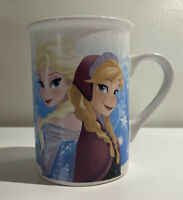 "Disney Mug ""Frozen"" Coffee Tea Mug Cup Frankfort Candy Co, Elsa, Anna, and Olaf"