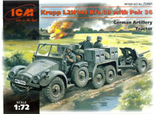 ICM 1/72 (20mm) Krupp L2H143 Kfz69 with Pak 35/36