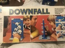 Downfall MB Games 1977 Complete 2nd hand Board Game (see Photos)