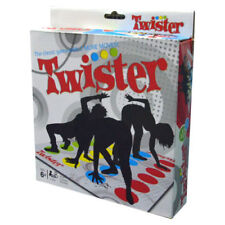 Funny Twister The Classic Game With 2 More Moves Hasbro Family Party Games
