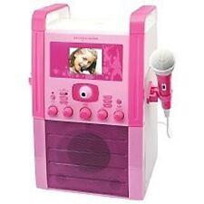 Easy Karaoke EKS516 Máquina De Karaoke Con Pantalla-Rosa