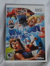 Wipeout: The Game (Nintendo Wii, 2010)