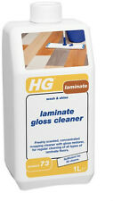 HG Hagesan Wash & Shine Laminate Gloss Cleaner Freshly Scented 1 Litre