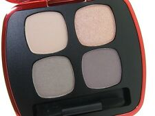 """BareMinerals Bare Escentuals Ready Eyeshadow Quad """"The Possibilities"""" w/ Brush"""