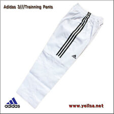 Adidas Taekwondo 3-Stripe Dobok Pants/KARATETO/martial arts/Tranning Pants/White