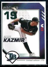 2007 DAV 173 Scott Kazmir Disabled American Veterans