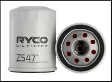 RYCO OIL FILTER - Z547 - HONDA, NISSAN, INFINITY