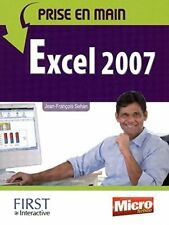 Excel 2007 - Jean-François Sehan - Livre - 250608 - 2187331