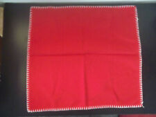 Pier1 Imports Red Placemats - Set of 3