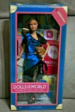Barbie DOLLS of the WORLD ARGENTINA 2011 Mattel W3375 Doll NRFB IN BOX