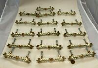 "Vintage Lot of 16 Amerock Carriage House 3"" Center to Center Bar Cabinet Pulls"