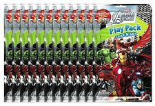 NEW Marvel Avengers Age of Ultron Grab & Go Play Packs (Pack of 12), Party Favor