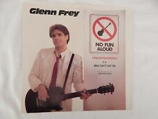 "GLENN FREY ""I Found Somebody"" PICTURE SLEEVE! BRAND NEW! ONLY NEW COPY ON eBAY!!"