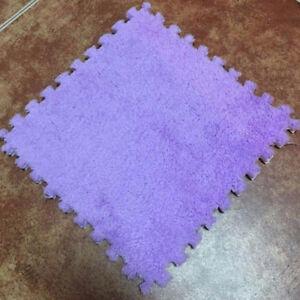 Foam Crawling Puzzle Mat Soft EVA Cutting Rug Play Carpet Home Baby Floor Mats