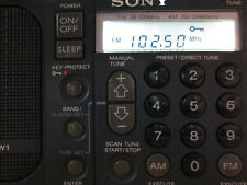 Sony ICF-SW1 World Radio Refurbished