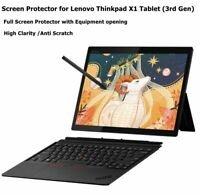 HD Screen Protector For Lenovo Thinkpad X1 Tablet (3rd Gen) Full Screen 2 Pack