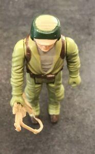 Vintage Star Wars Figure - Rebel Commando - 1983 - Complete (100% Original)