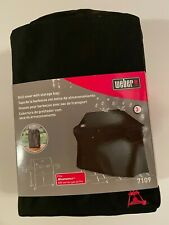 Weber 7109 Grill Cover Summit Series 600 Black