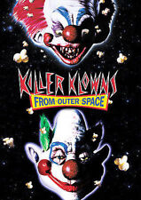 Killer Klowns From Outer Space (DVD, 2001, Checkpoint Lenticular Sensormatic Widescreen)
