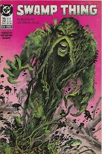 *SWAMP THING # 73 from DC COMICS: THE FIRE NEXT DOOR with JOHN CONSTANTINE [1]