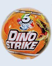 🔥Zuru 5 Surprise Dino Strike Chance For Rare Gold Dino Mystery Ball Unopened