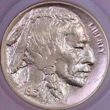 Superb - 1913 P Buffalo Nickel Type 2 - Gem BU / MS / UNC - High Grade Coin