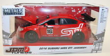 Jada 1/24 Scale Car 99091 - JDM Tuners 2016 Subaru WRX STi Widebody - Red