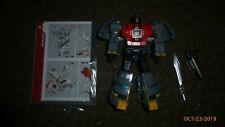 Transformers Generations MF Dinobot Sludge Deluxe Figure Complete Mech Toys RARE