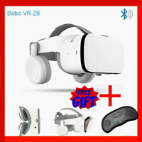 BOBO Z6 VR Bluetooth 3D Glasses Virtual Reality Headset Remote Controller HOT