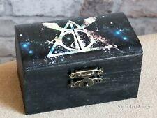 Scatola per anelli di Harry Potter. Scatola di legno. Proposta Matrimonio