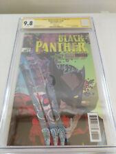 Black Panther #166/Incredible Hulk #340 CGC 9.8 SS Craig -  McFarlane Homage