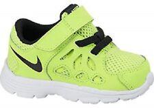 NIKE Fusion Run 2 TDV Shoes NIB Toddler Boys 9c / EUR 26 VOLT - ONLY Pair