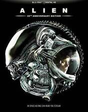 Alien 35th Anniversary (Blu-ray + Digital HD) + Comic Reprint +  Giger Art Cards