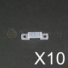 10x Klammer befestigung clip der 8 mm. für streifen led 5050 3528 SMD spannen