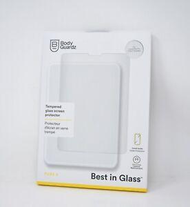 "Bodyguardz Pure 2 Tempered Glass Screen Protector iPad Pro 11"" 1 & 2 Gen / Air 4"