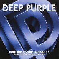 Deep Purple Knocking at your back door-The best of Deep Purple in the 80'.. [CD]